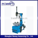 With swing arm tire changer used machines for tire repair                                                                         Quality Choice