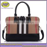 New Style Ripstop Fabric Canvas Portable and One Shoulder Large Capacity Women Fashionable Bag