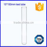 Clear wide quartz tube / quartz test glass tube                                                                                                         Supplier's Choice