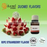 2016 Duomei new flavor:DM-22667 Ripe Strawberry cold drink flavour
