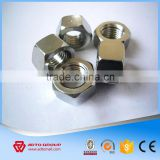 Good galvanized high quality Hex nuts and steel bolts and nuts                                                                         Quality Choice