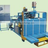Superior quality semi-auto carton box gluing packaging machine folder gluers