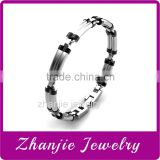 High Quality 316L Stainless Steel Energy Health Magnetic Bracelets Made In China Factory