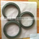 Black silicon carbide customized oil and water pump primary seal ring