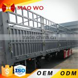 Factory Widely Used strong Cargo Box utility Trailers For Sale to Animals