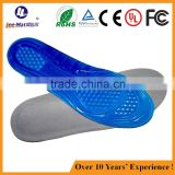 hot selling comfort shoe soles puncture resistant inner sole gel sport shoe insole                                                                         Quality Choice