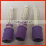 Ganda disposable blood test tube edta bd vacutainer