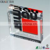 hot selling products printing acrylic photo block wholesale
