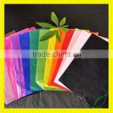 food grade medicine paper bag made by natural white glassine paper