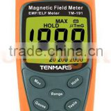 TM-191 EMF Meter, Electromagnetic Field Radiation Tester
