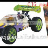 HSP BAZOOKA 1/8 scale rc nitro buggy with SH21cxp engine