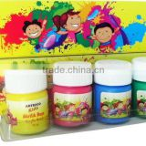 Acrylic School Paint set 15ml x 6