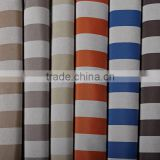 factory direct custom stripe 100% polyester weave good quality patio sofa upholstery fabric and textile outdoor fabric