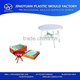 High quality plastic folding table mould maker in Huangyan taizhou china.