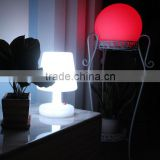 Indoor multi color changing led night light