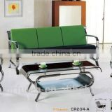 Hot Sale Fabric Leisurely Sofa/Office Sofa(CR-204A)