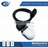 obd2 software pc extension cable car accessory