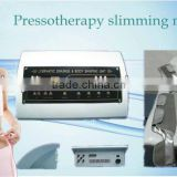 Mini pressotherapy therapy body detox slimming beauty equipment