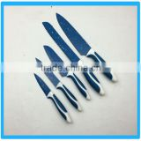 Multi-functional 5-Pcs Plastic Kitchen Knife Set,Anti-cut Plastic Knife,Disposable Knife