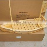 Japanese Bamboo Sushi Boat with Food Safe Certificate
