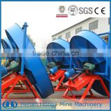 Manufacture npk compound fertilizer granulation equipment disc granulator with high rate of grain formed