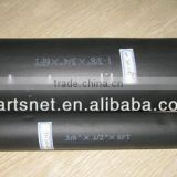 Rubber Tubing Insulation for air conditioner /PE foam insulation pipe/tube / Rubber foam tubing insulation