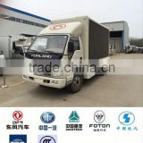 Hot sale Led advertising truck, mobile advertising van