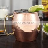 16oz Hot-Saled Manufacturer Moscow Mule Copper Mug/ Manufacturer Moscow mule copper mug/Moscow mule copper Mugs /