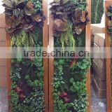 Home garden wedding decoration 200cm*40cm green boutique with moss carpet grass wall EJPQ03 0507