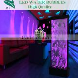interior design bar lounge led water bubble feature party hall decoration