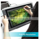 HUION GT-156HD Artist16 15.6 Inch IPS HD Drawing Monitor Graphics Tablet interactive pen displays