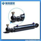 Single Or Double Acting Telescopic Hydraulic Cylinder