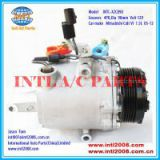 China supply MSC-60C auto ac compressor for Mitsubishi Colt VI 1.5L 05-12 AKC200A080 MR568860 851966N C55039 MTK225 700510755 ACP854