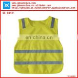 high visibility reflective children vest,reflective vest children with class2 tape