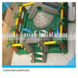 Outdoor toys giant sell used amusement park,amusement park supplies,inflatable fun city on sale