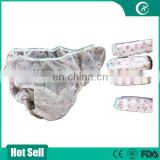 Spa paper disposable printed underwear for massage