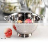 stainless steel tea strainer/colander