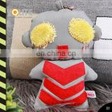 Reflective Plush Ultraman Toys with CE En13356