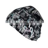 Top quality 100% polyester reversible sublimation printed beanie