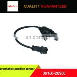 39180-26900 crankshaft position sensor for Hyundai