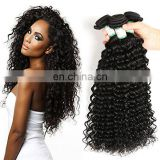 8A virgin hair deep wave brazilian hair naked black women hair extention