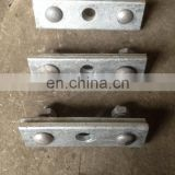 Steel guy clamp Pole Clamp for overhead power line accessories