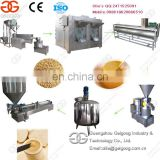 Hot Sale Made In China Almond Paste Sesame Seeds Grinding Machine Tahini Machinery Tomato Sauce Production Line