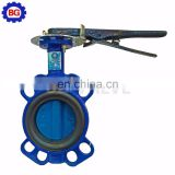 Butterfly Valve Wafer Lug type Ductile Iron Body