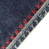 11.6oz Scale Edge Raw And Selvedge Denim Fabric Manufacturers W3781