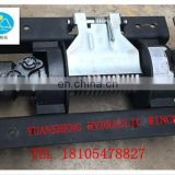 competitive price hydraulic electric capstan winch for 4x4 off road