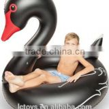 inflatable Giant Black Swan toy