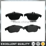for mercedes W204 chassis parts wholesale front brake pads A0054200820                                                                                                         Supplier's Choice