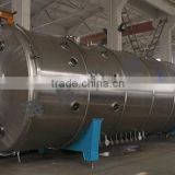 Belt vacuum powder continuous dryer for tomato powder