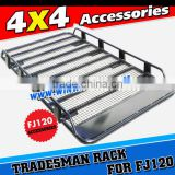 CHINA OFFROAD RACK OFF ROAD ROOF RACK FOR TOYOTA PRADO FJ120